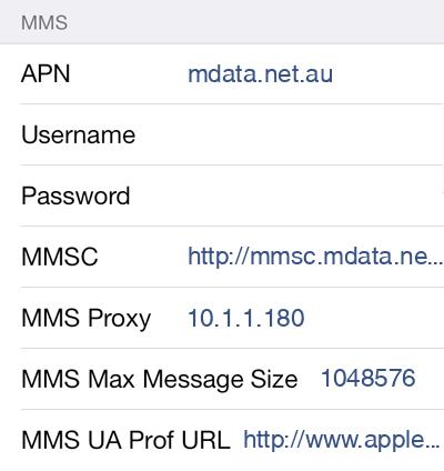 ALDImobile APN settings for Apple iPhone X - APN Settings